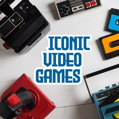 Iconic Video Games