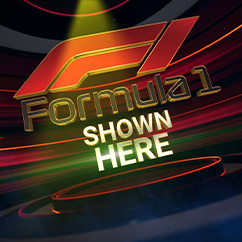 Formula 1 Shown Here