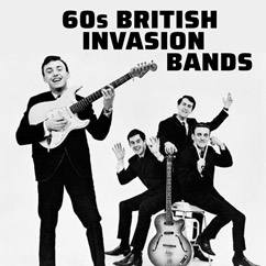 60s British Invasion Bands