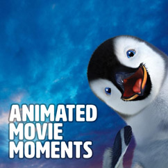 Animated Movie Moments