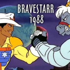 BraveStarr 1988