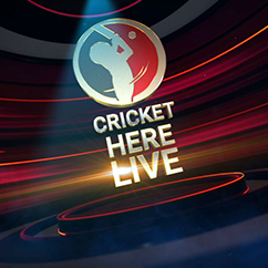 Cricket Here Live