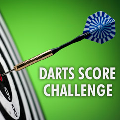 Darts Score Challenge