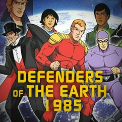 Defenders Of The Earth 1985