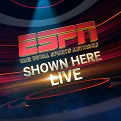 ESPN Shown Here Live