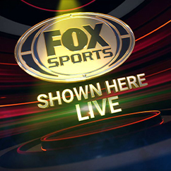 Fox Sports Shown Here Live