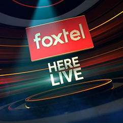 Foxtel Sports Here Live