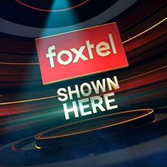 Foxtel Sports Shown Here