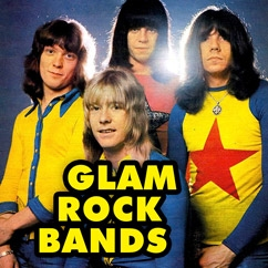 Glam Rock Bands