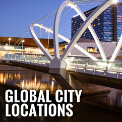 Global City Locations