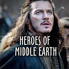 Heroes of Middle Earth