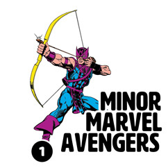 Minor Marvel Avengers