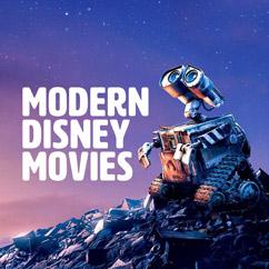 Modern Disney Movies