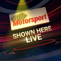 Motorsports Shown Here Live