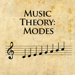 Music Theory - Modes