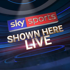 Sky Sports (Shown Here Live)