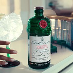 Tanqueray - Since 1830