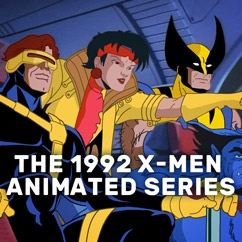 The 1992 X-Men Animated Series