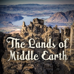 The Lands of Middle Earth