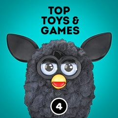 Top Toys & Games