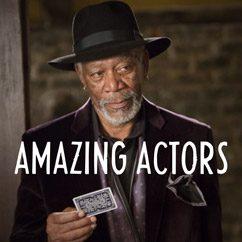 Amazing Actors