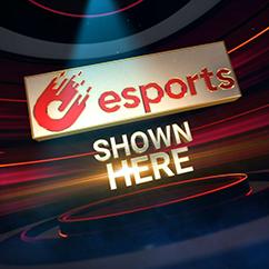 eSports Shown Here