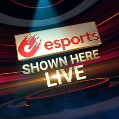 eSports Shown Here Live