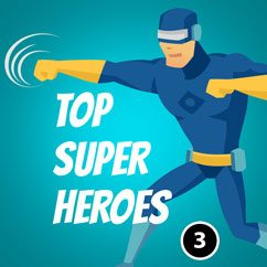 Top Superheroes