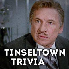 Tinseltown Trivia